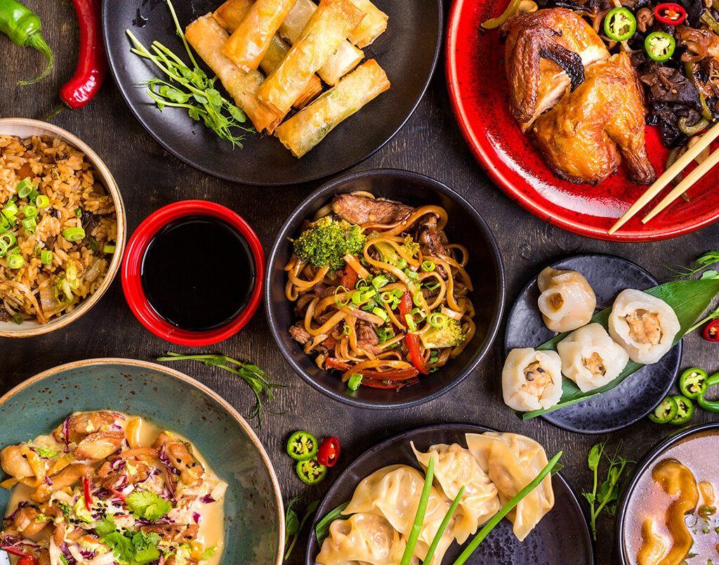 Date Night Special – Flavours Of China