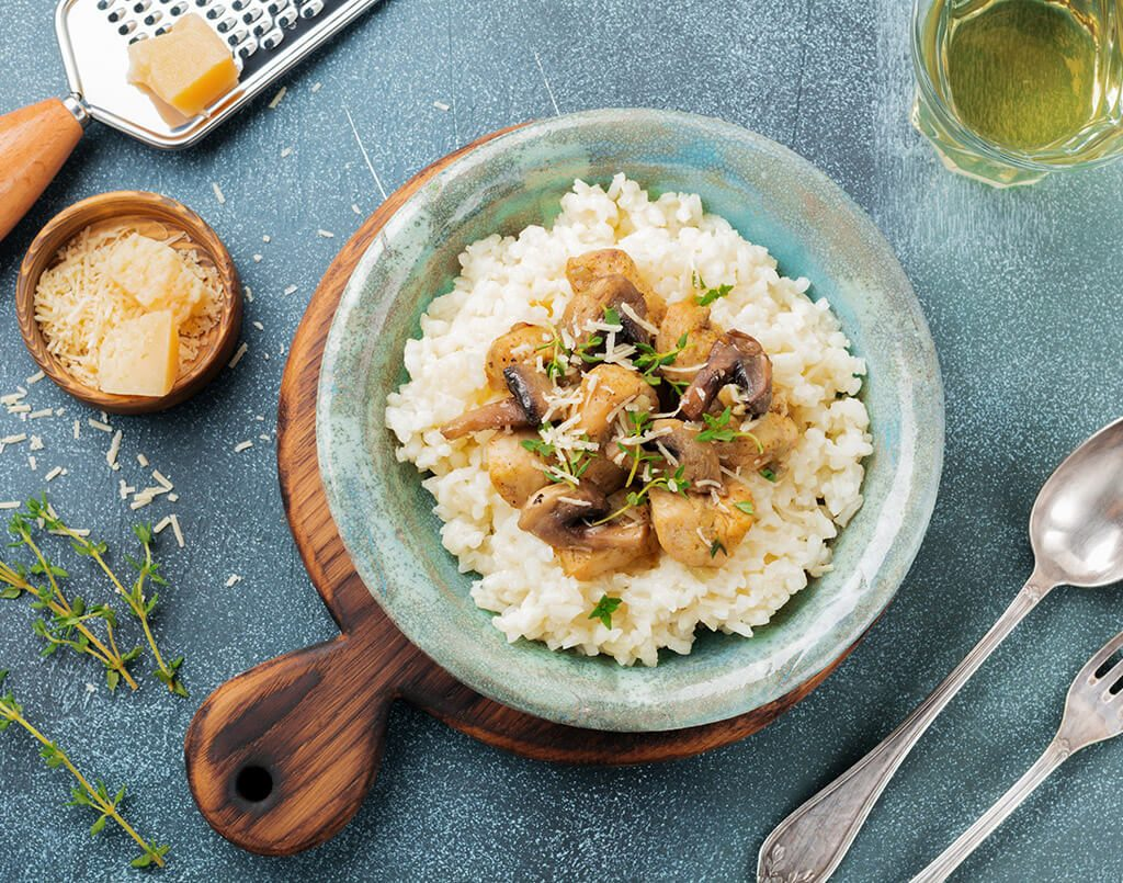Date Night Cooking – Risotto Making