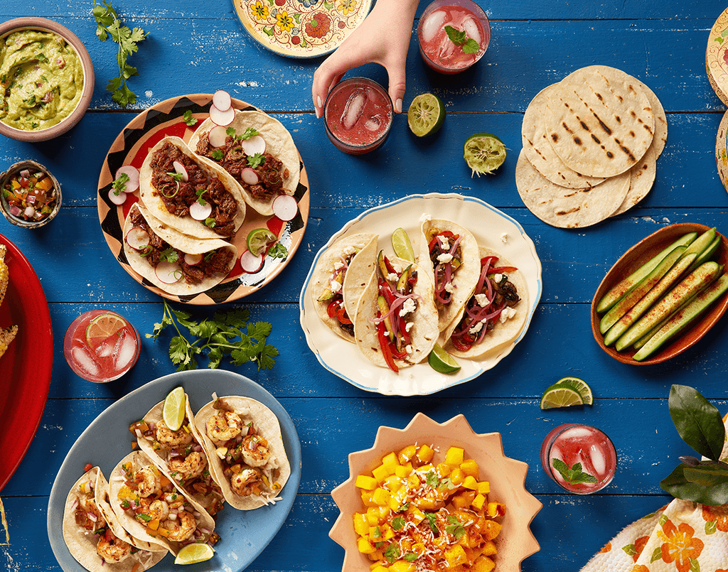 Date Night Cooking – Mexican Favourites