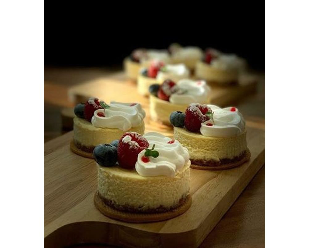 One Day Certificate Course In Baked Desserts By Lavonne Academy