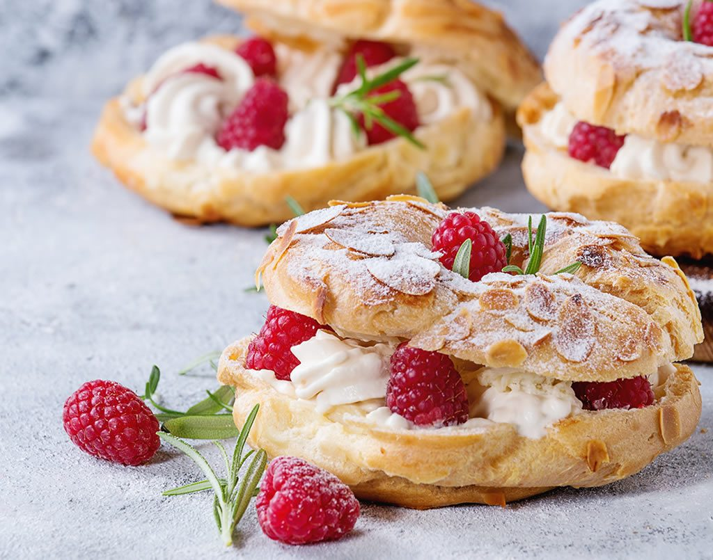 One Day Certificate Course In French Choux Pastry by Lavonne Academy