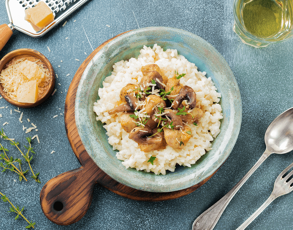 Date Night Cooking  – Italian Risotto