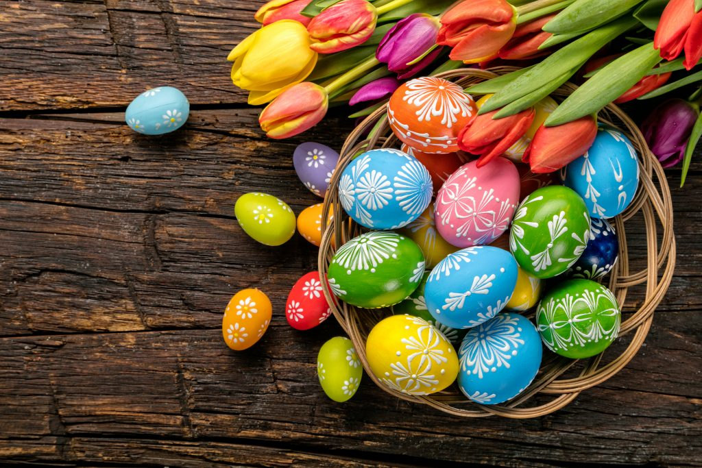 Easter Special – Easter Eggs