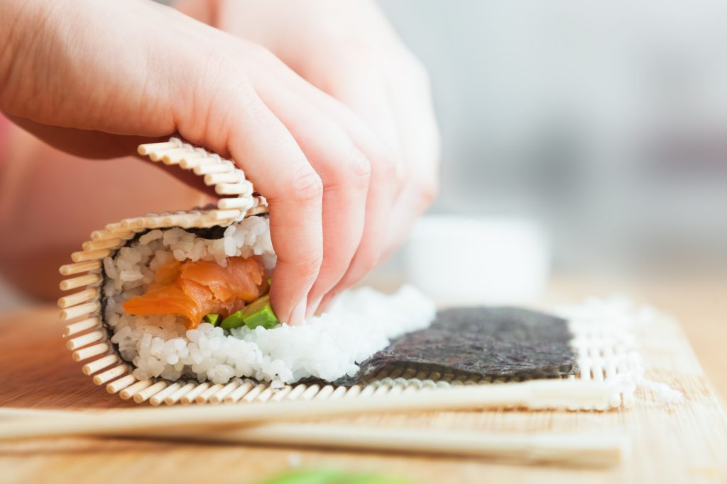 Kids Cooking Camp – Sushi From Scratch