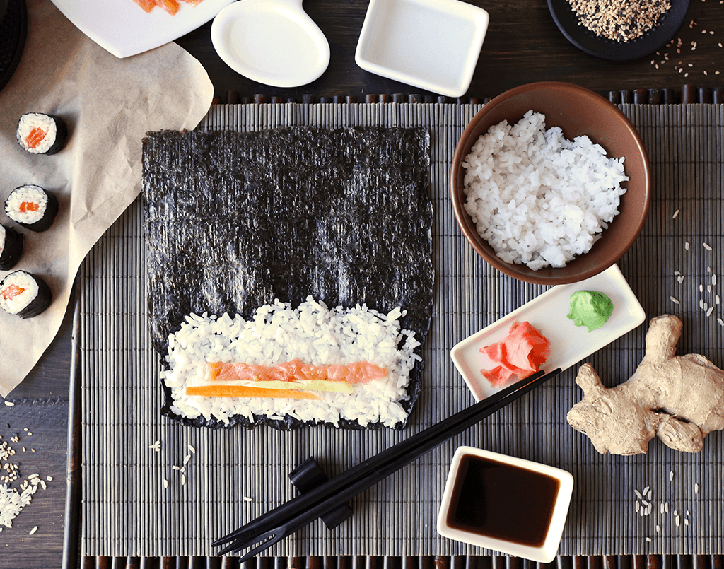 Date Night Cooking  – Sushi Making