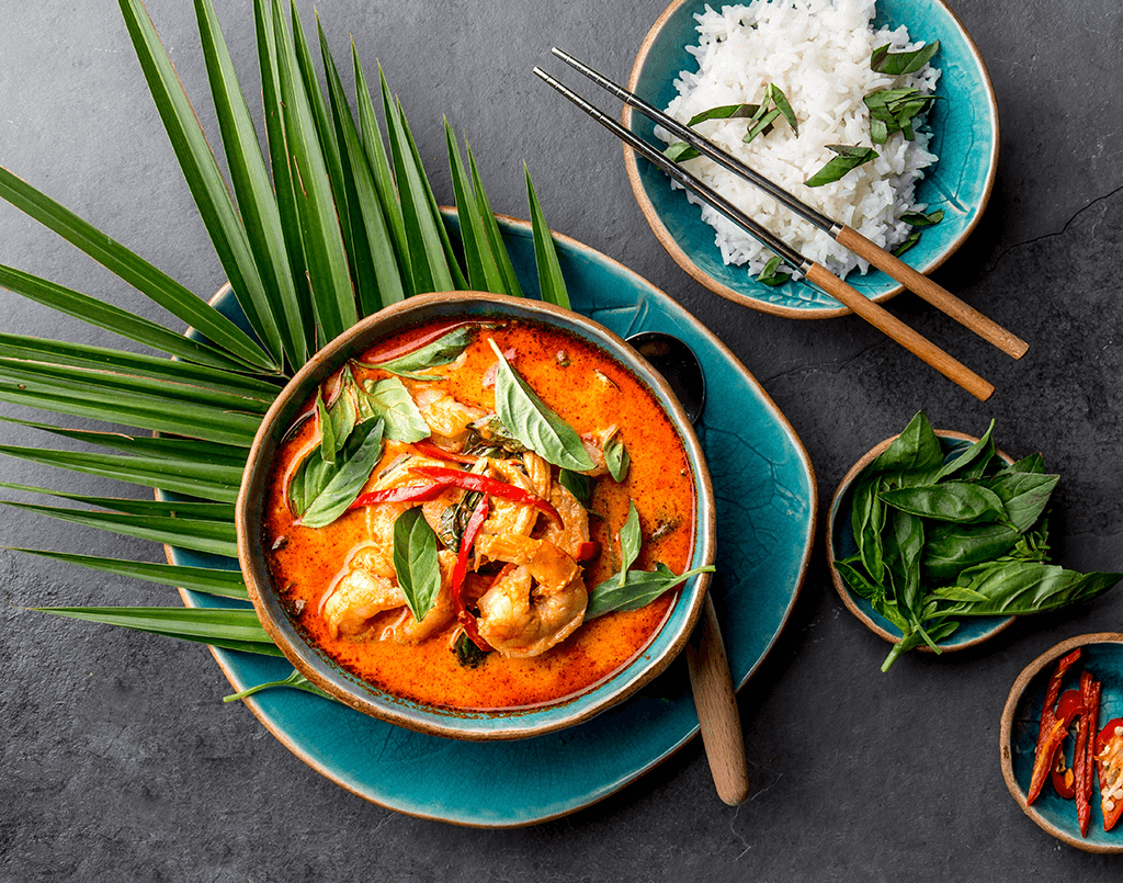 Date Night Cooking – Thai Favourites