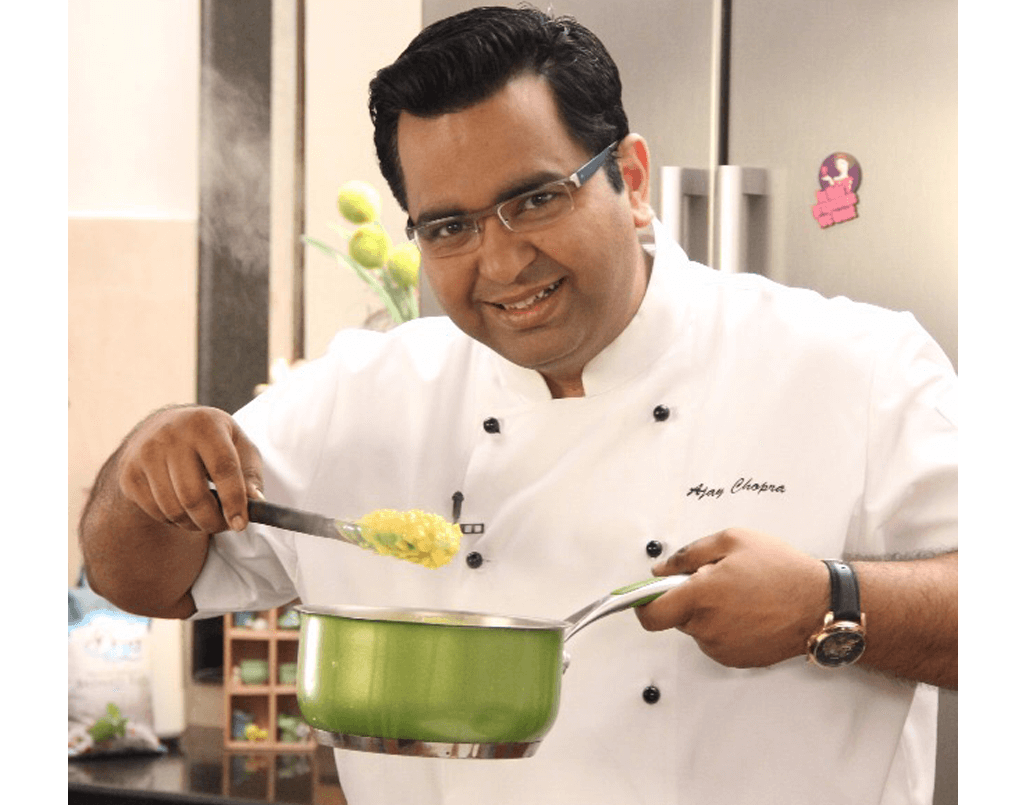 Masterclass with Chef Ajay Chopra presented by LF