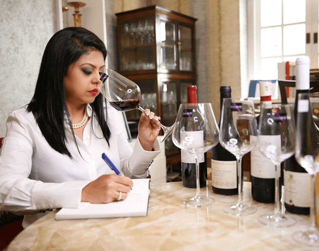 Glass Tasting Showcase- A Journey of the Senses : Masterclass with Master of Wine, Sonal Holland