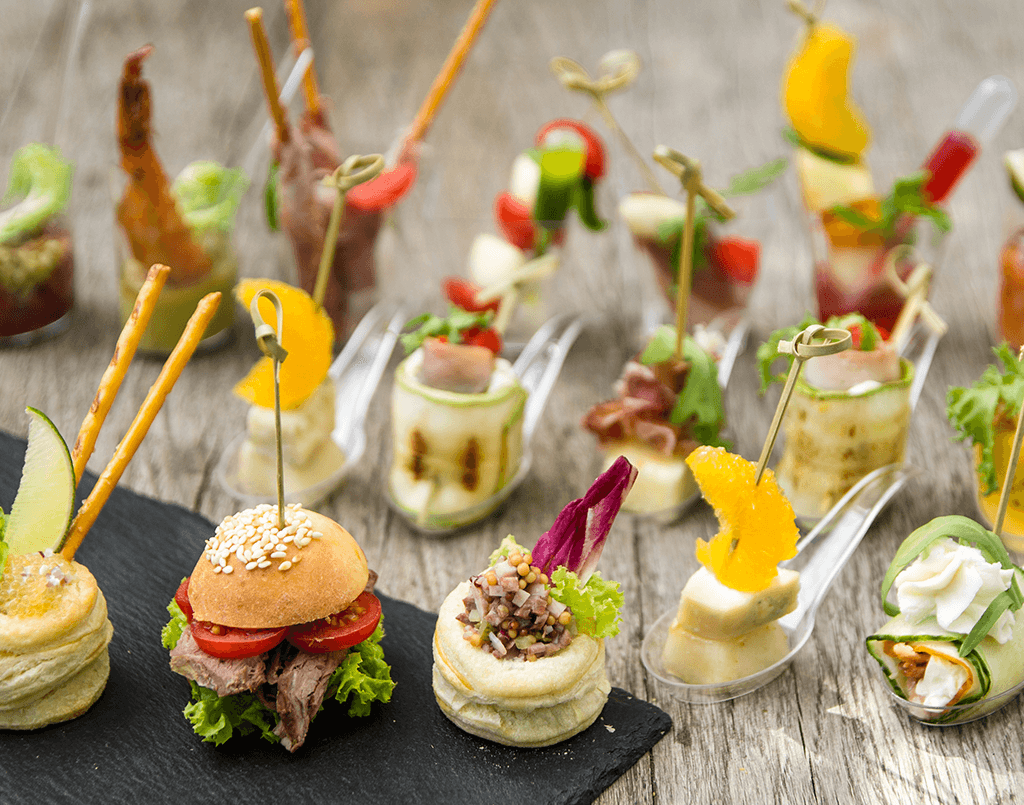 Complete Course in Cold Appetisers and Salads by Chef Ishita Shah & Edjose Fernandes