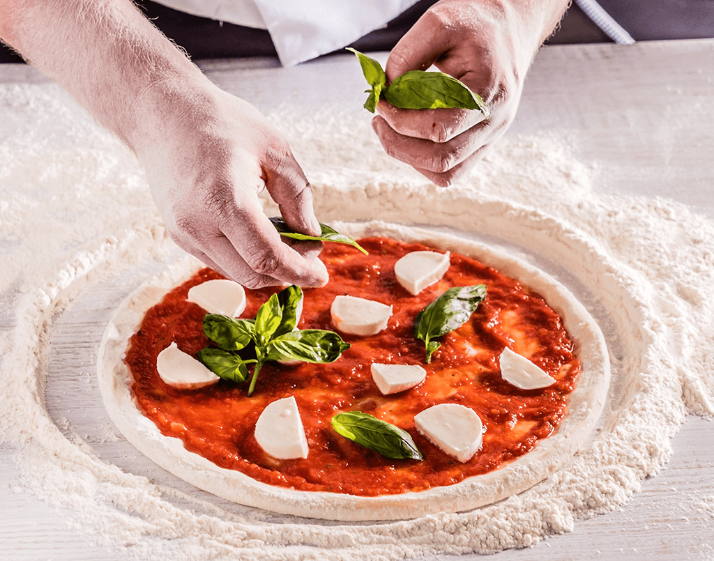 Advanced Course In Pizza Making by Chef Bhuvneshwari Saigal