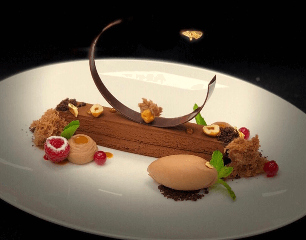 Advanced Course in Plated Desserts By Chef Vikas Bagul from School of European Pastry