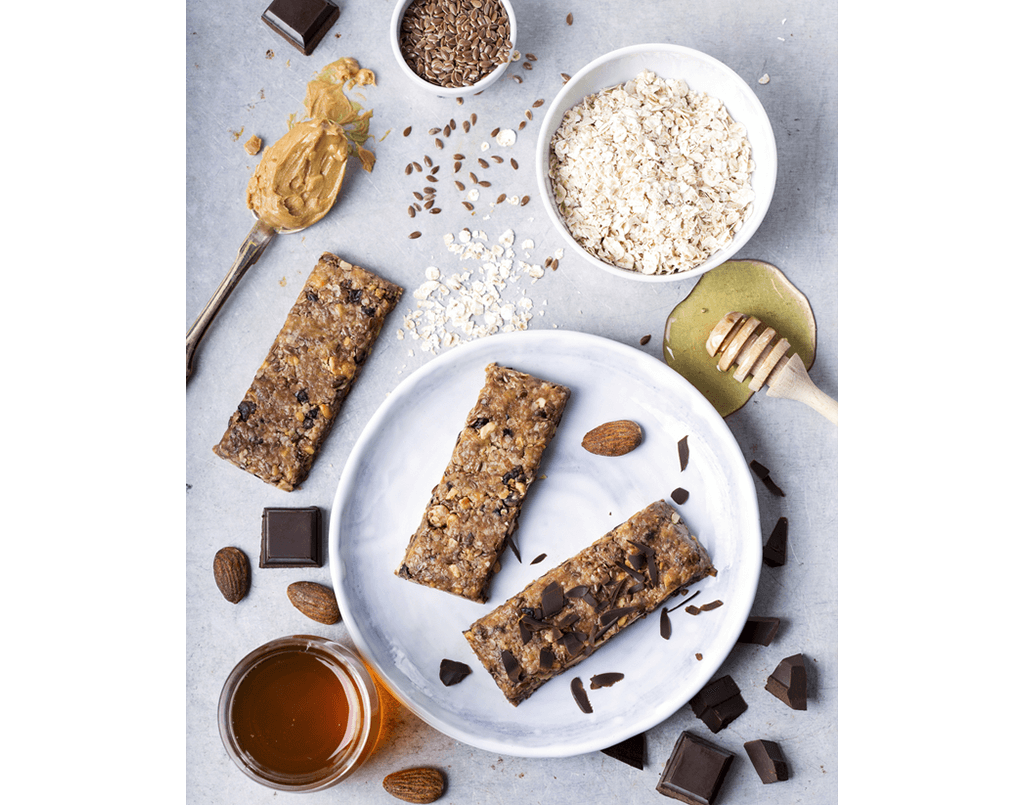 Healthy Energy Bars & Smoothies