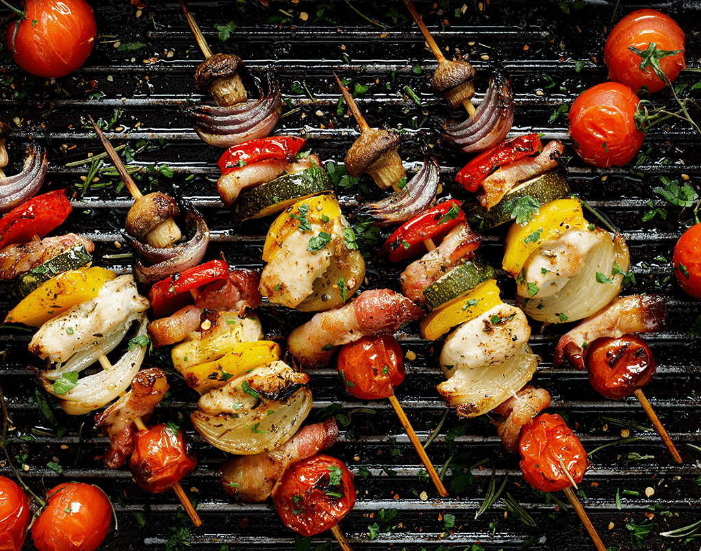 Date Night Cooking  – Kebabs & Grills
