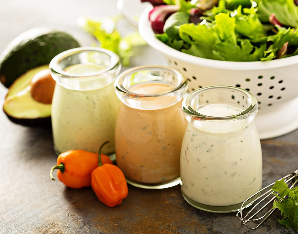 Intensive Culinary Course – Salads , Sandwiches & Wraps