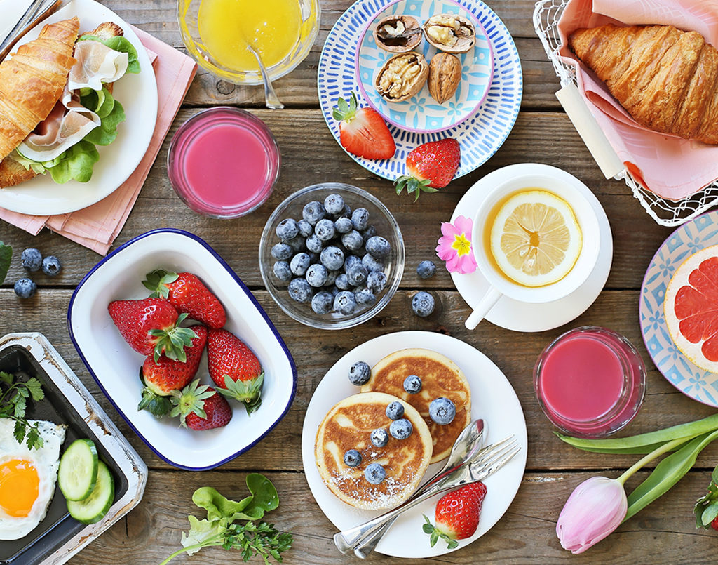 Intensive Culinary Course – Breakfast Specials