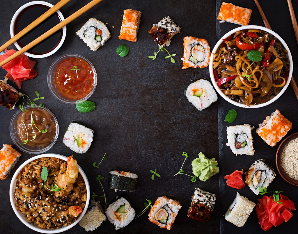 Intensive Culinary Course – Chinese & Japanese Cuisine