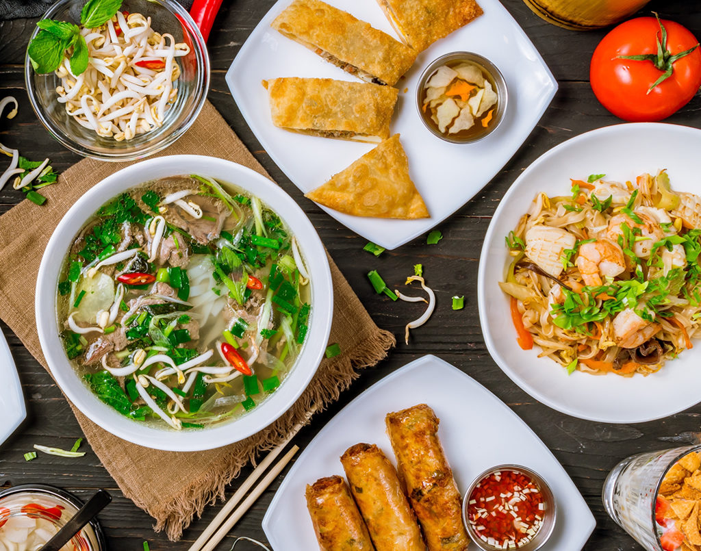 Intensive Culinary Course – South East Asian Cuisine