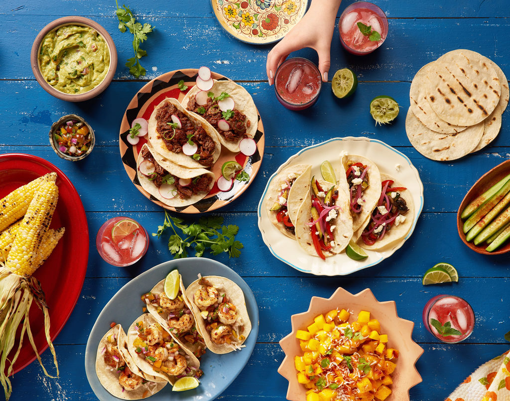 Mexican Street Food