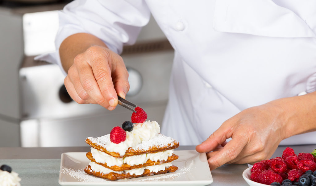 Beginners Baking & Pastry Course