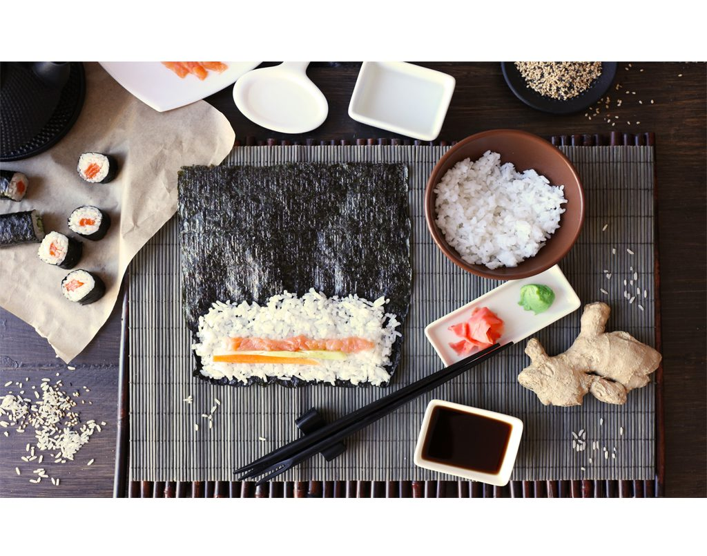 Date Night Sushi Making