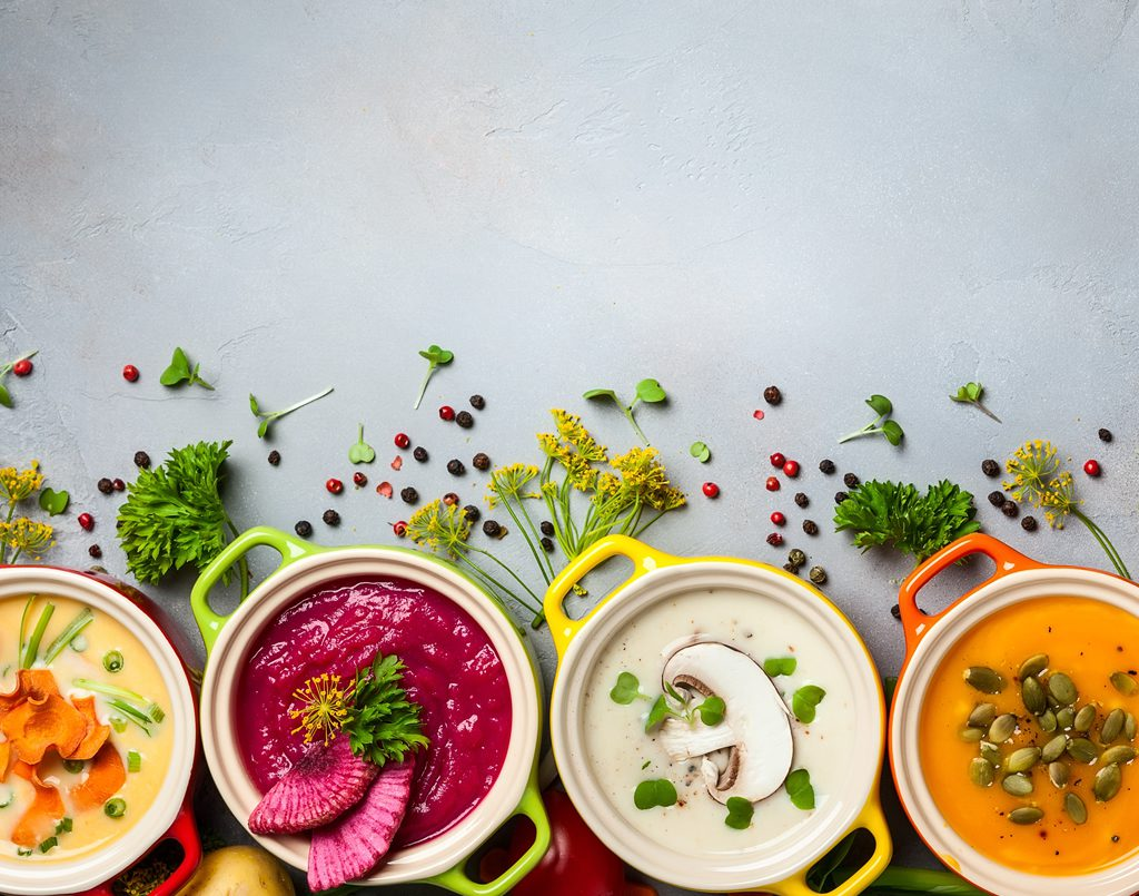 Jamie Olivers Healthy Soup Recipes