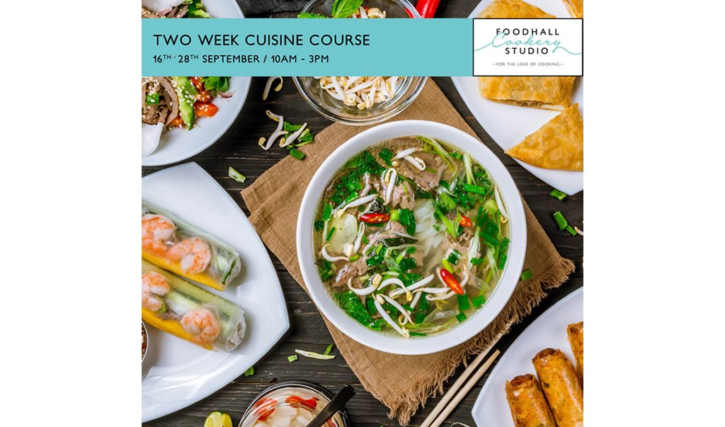 Two Week Intensive Cuisine Course