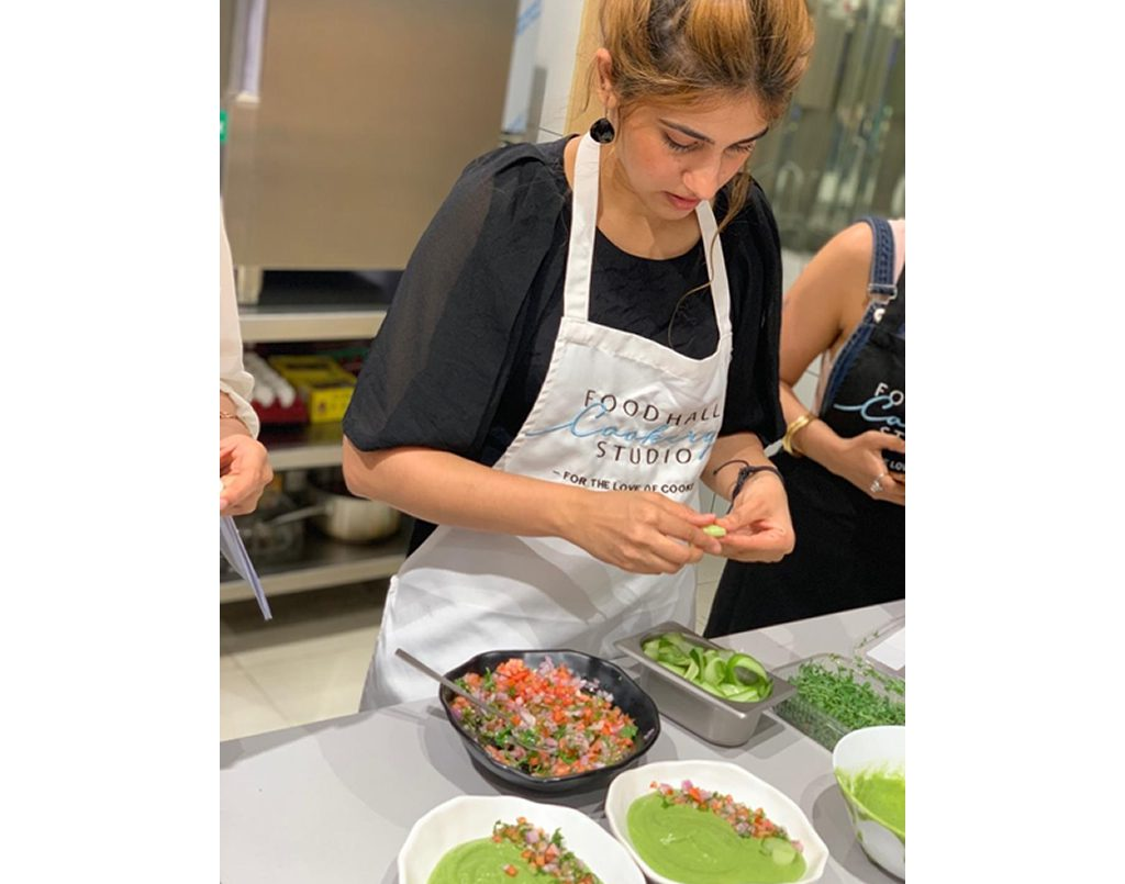 Creative Cooking with Avocados by Manpreet Dhody