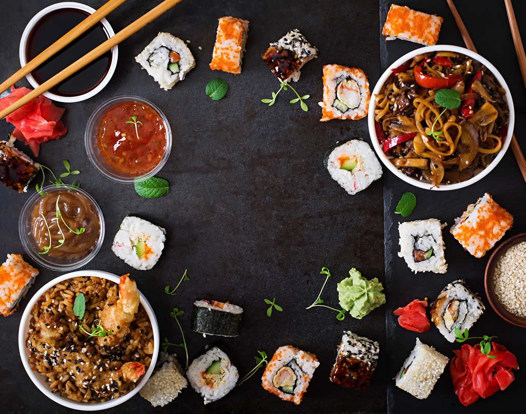 Date Night- Four Course Asian