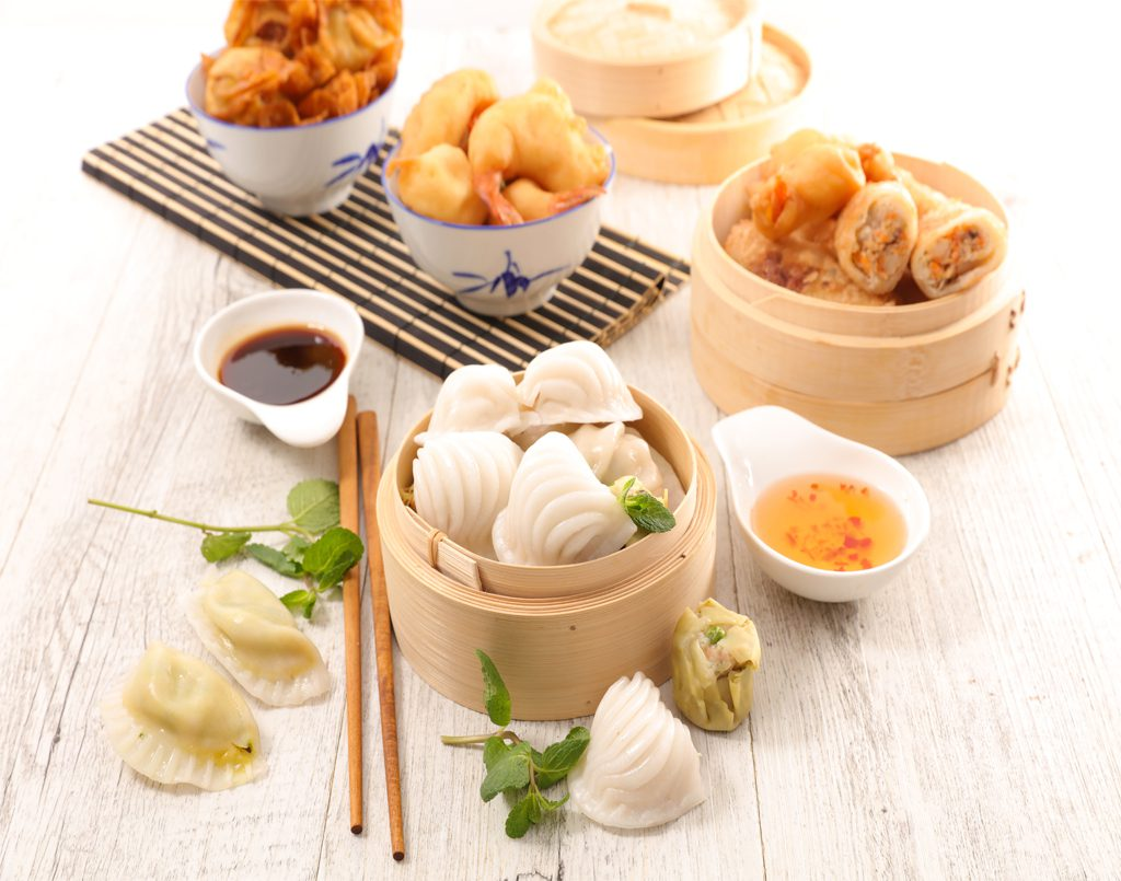 Dimsum Making
