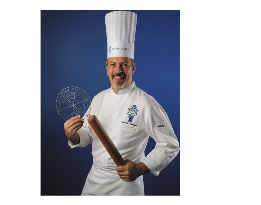 Pastry Masterclass by Chef Fredric Deshayes  From Le Cordon Bleu