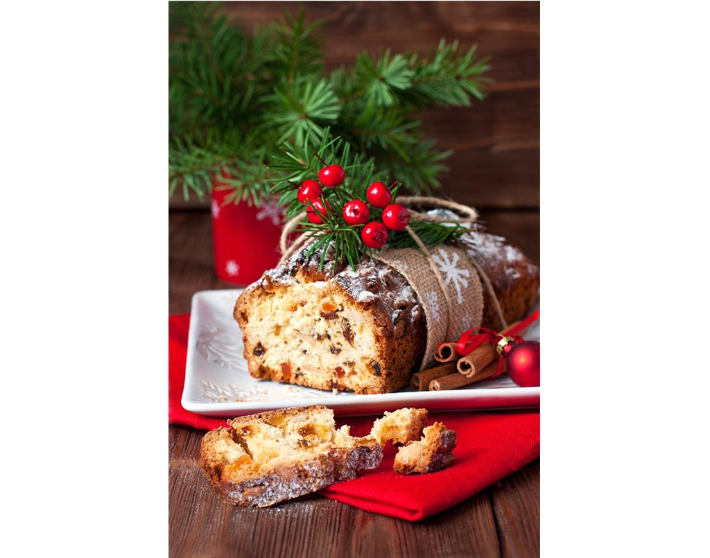 Christmas Breads & Cakes