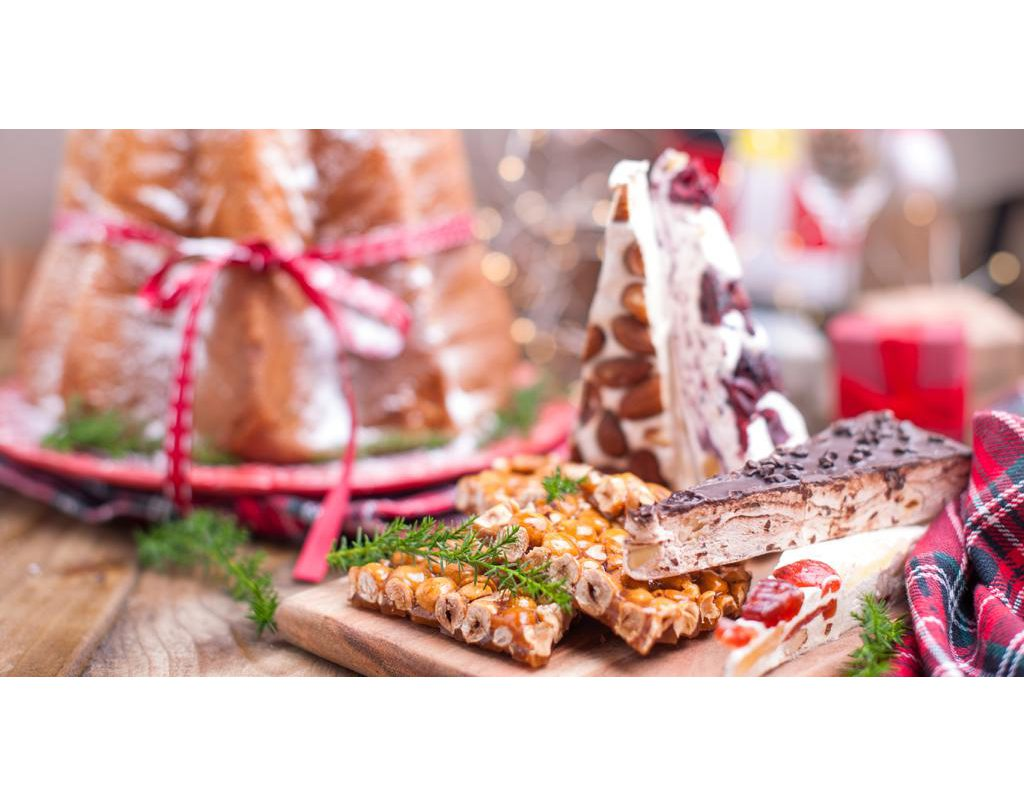 Christmas Desserts & Confections