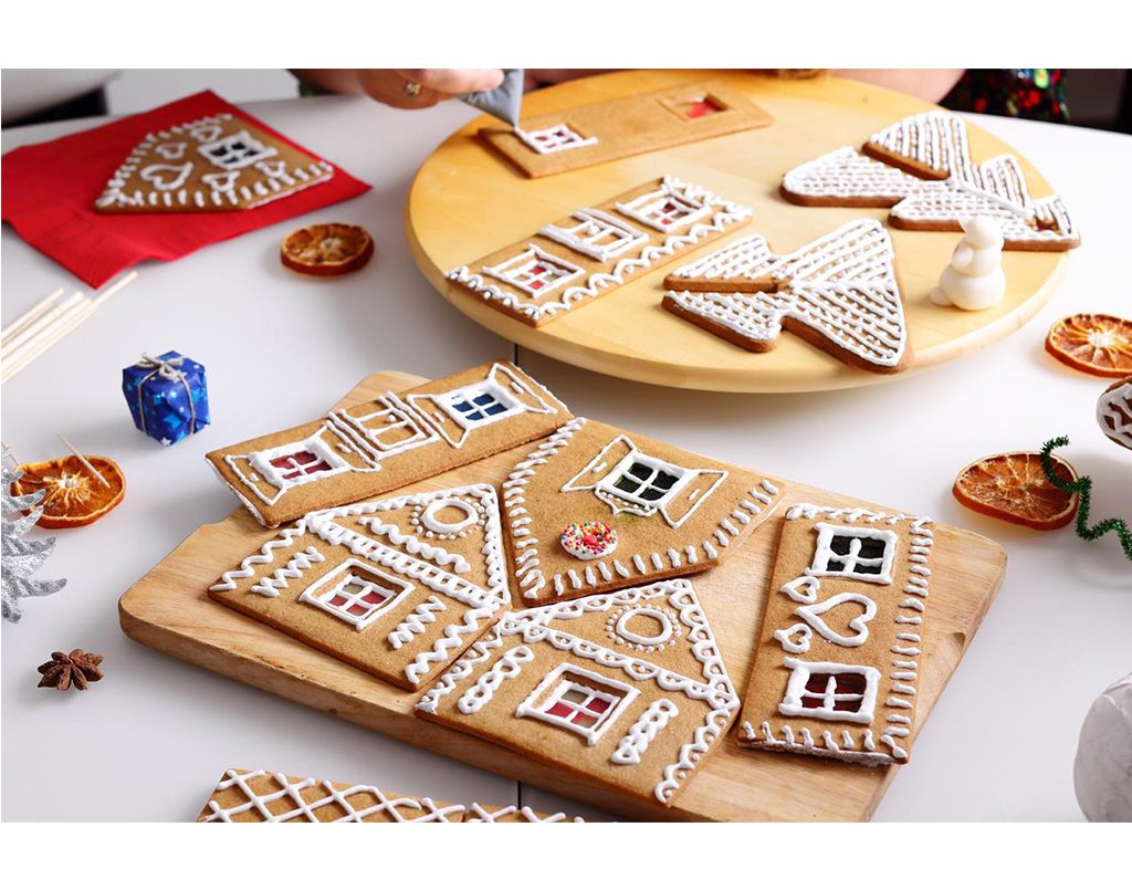 Gingerbread House Making For Adults