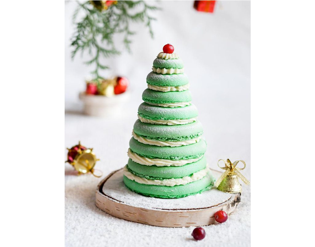 Edible Christmastree Making For Kids
