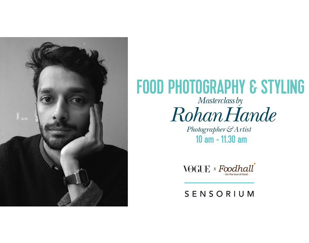 Food Photography with Rohan Hande