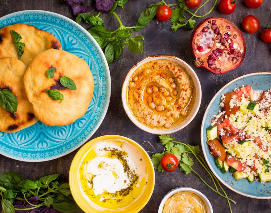 Vegetarian Middle Eastern Cuisine