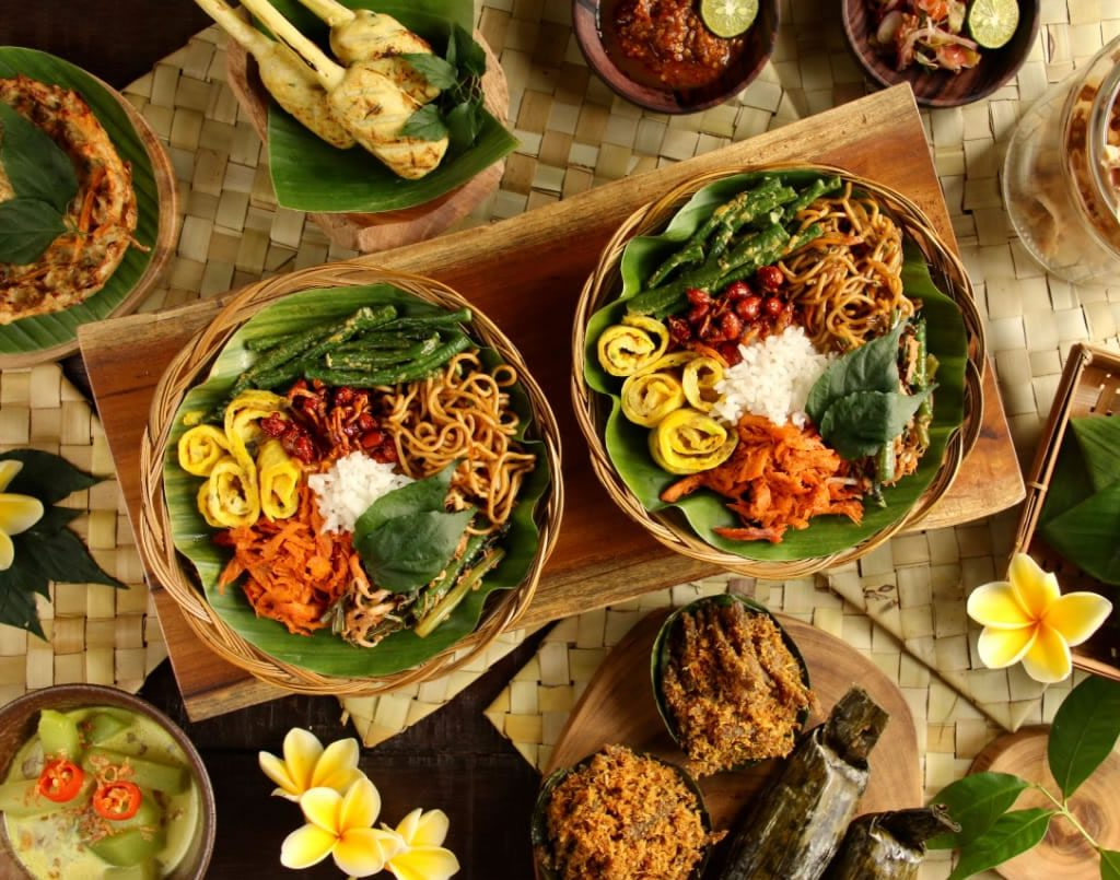 Vegetarian Thai & Indonesian Cuisine