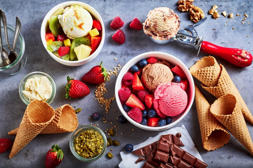 Vegan Ice Creams