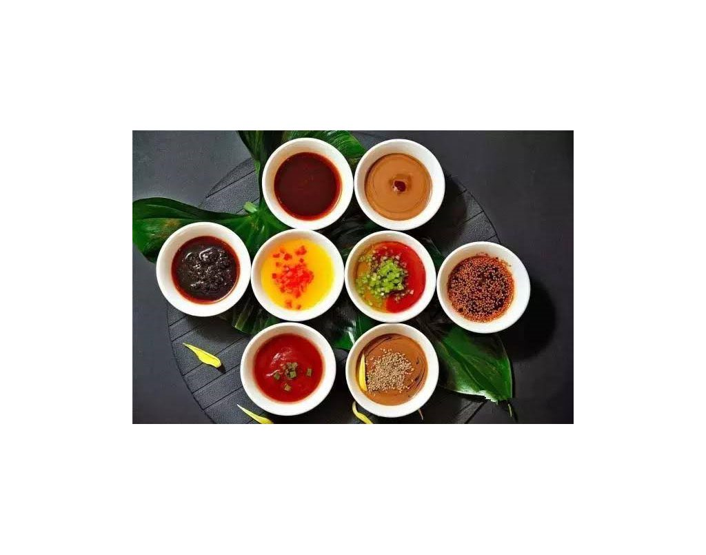 BASIC CHINESE SAUCES AND DIPS