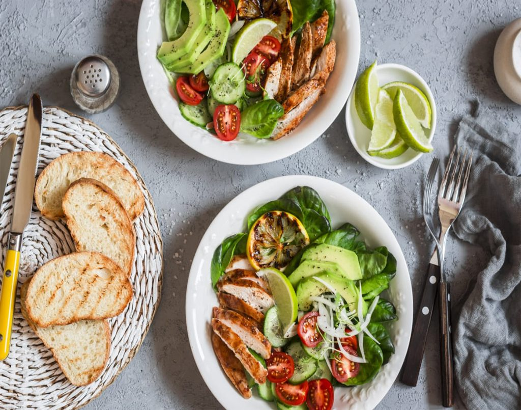 Healthy Lunch and Dinner Recipe