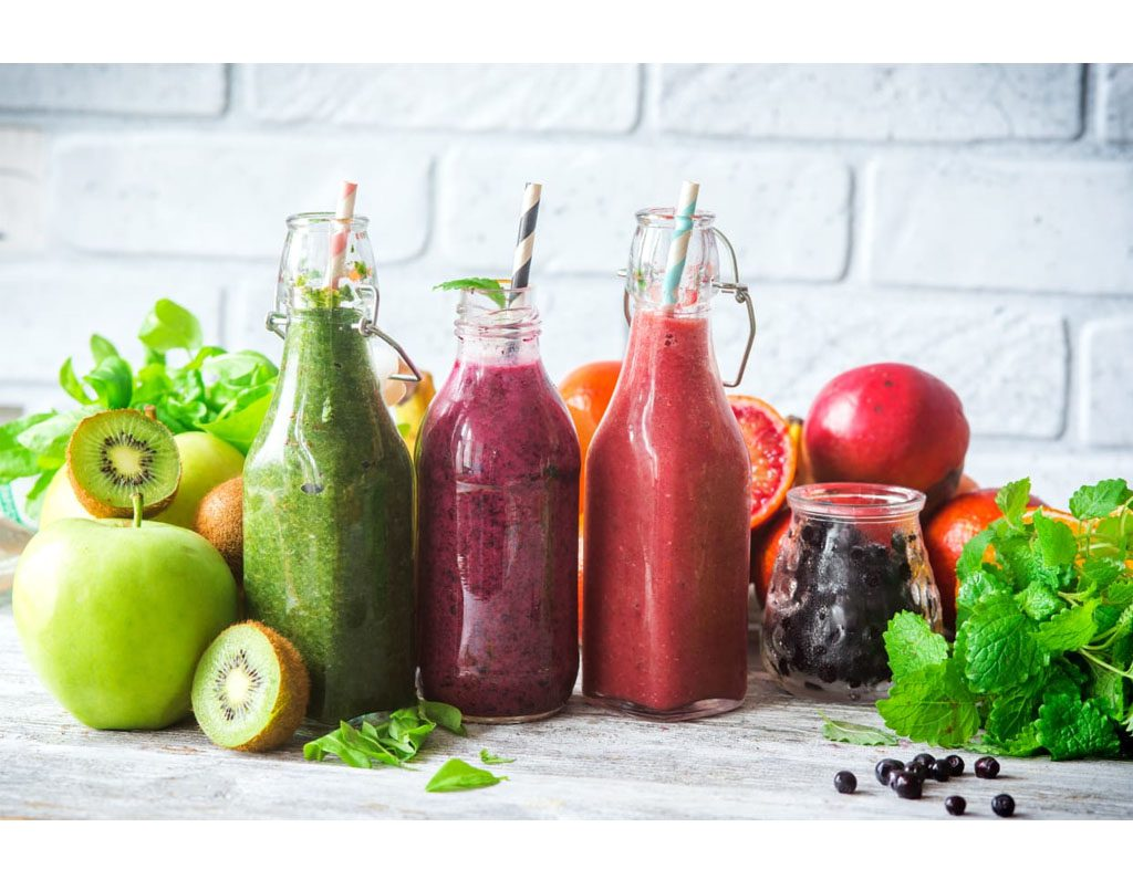 SUMMER SMOOTHIES & COOLERS