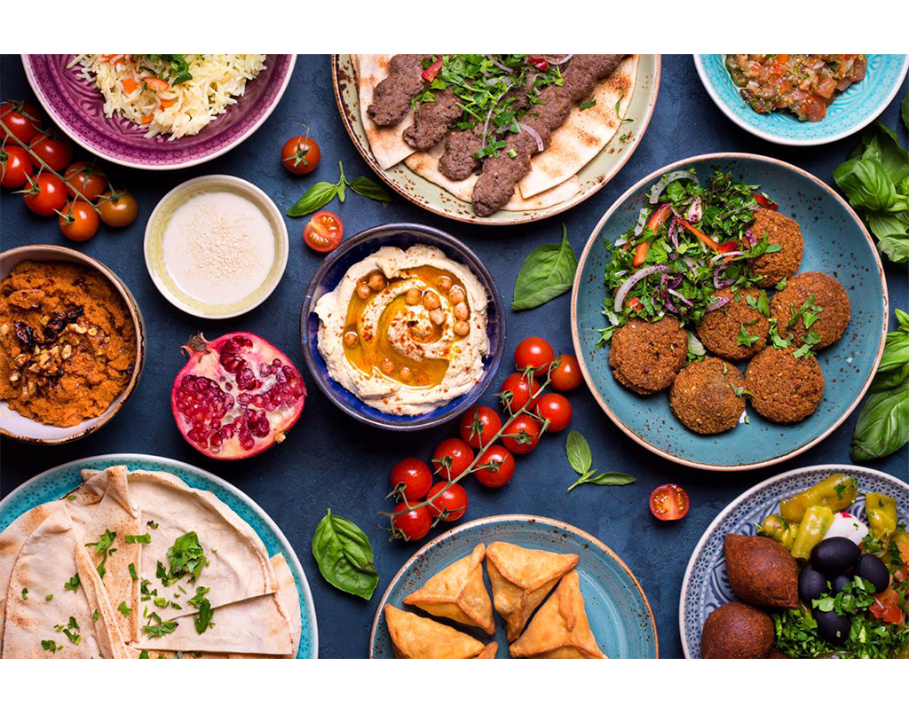 INTENSIVE CUISINE MIDDLE EASTERN & MEXICAN CUISINE
