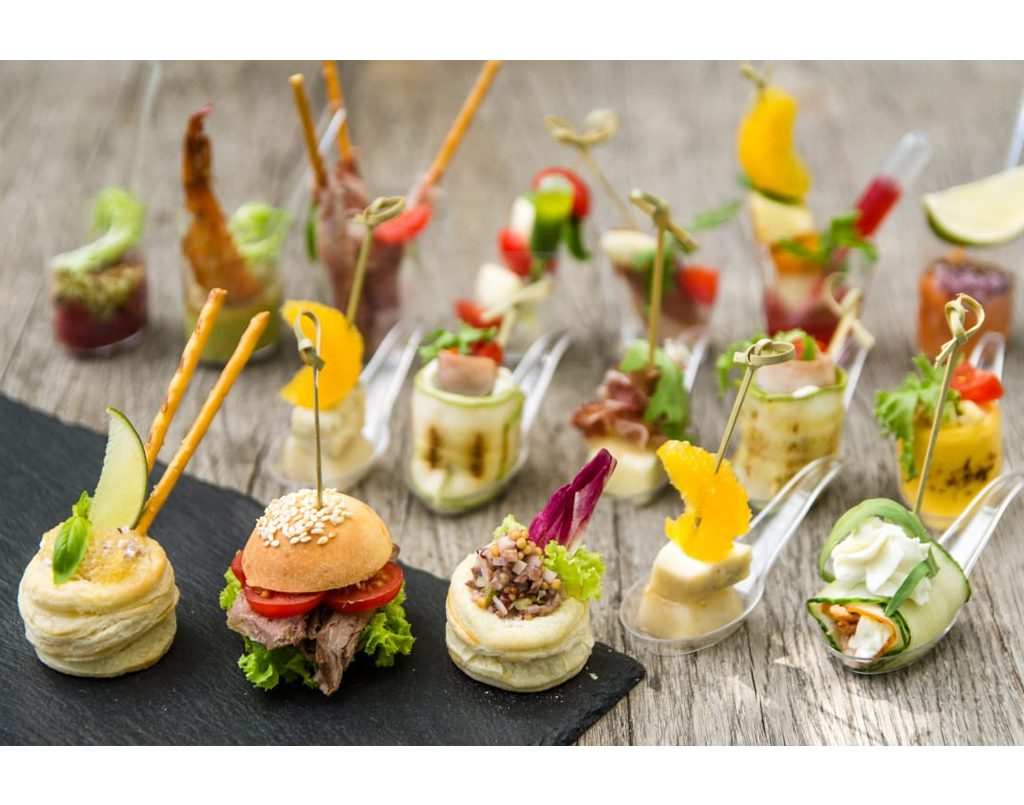 Vegetarian Party Appetisers