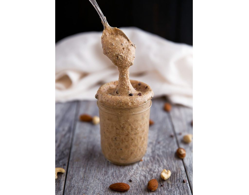 Oil-free Nut butters and Dressings