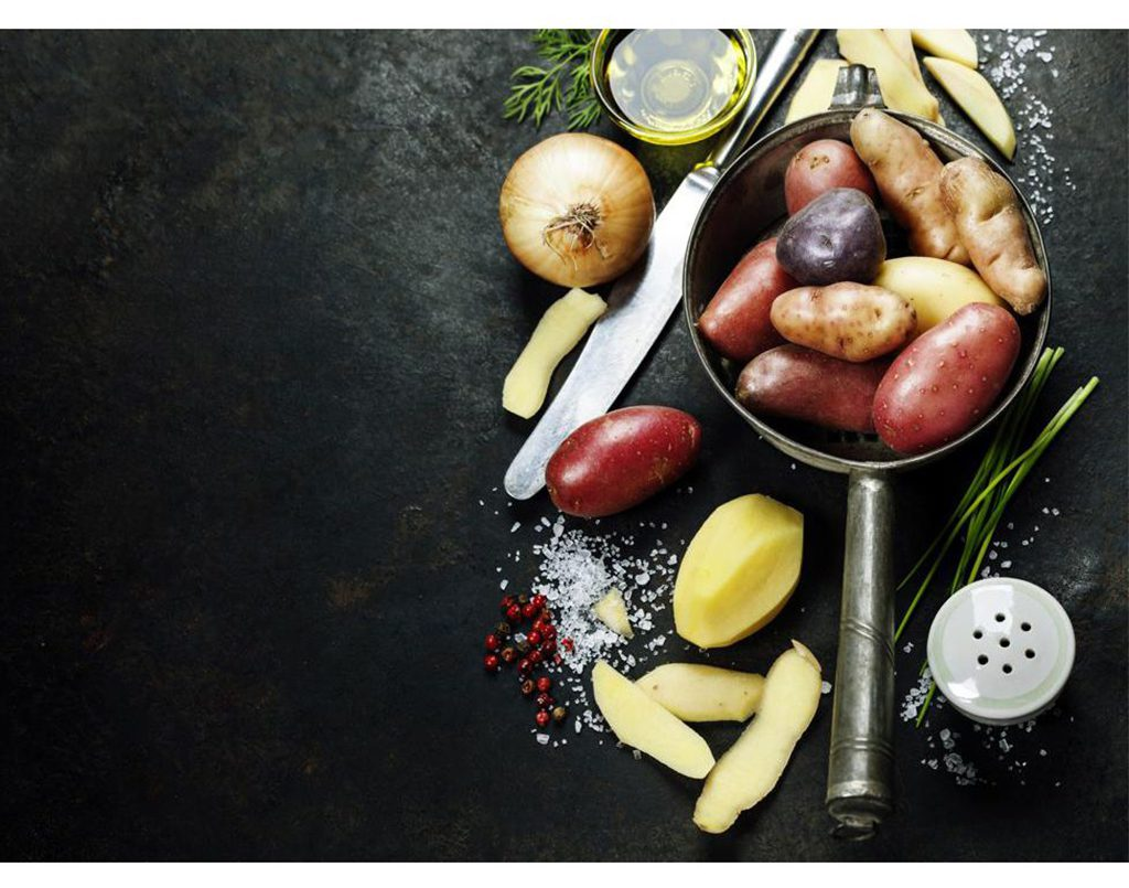 Beyond Fries: Creative Cooking With Potatoes