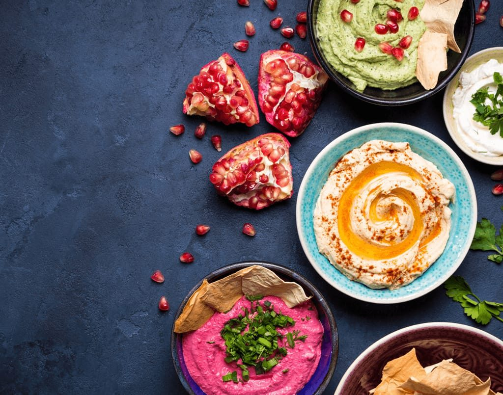 MIDDLE EASTERN DIPS  2.0