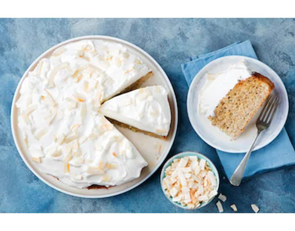 TRES LECHES with a twist