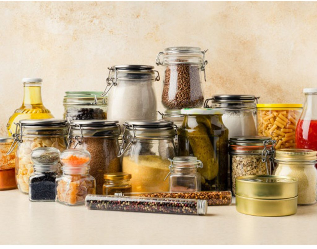 Healthy Daily Pantry Essentials by Manpreet Dhody