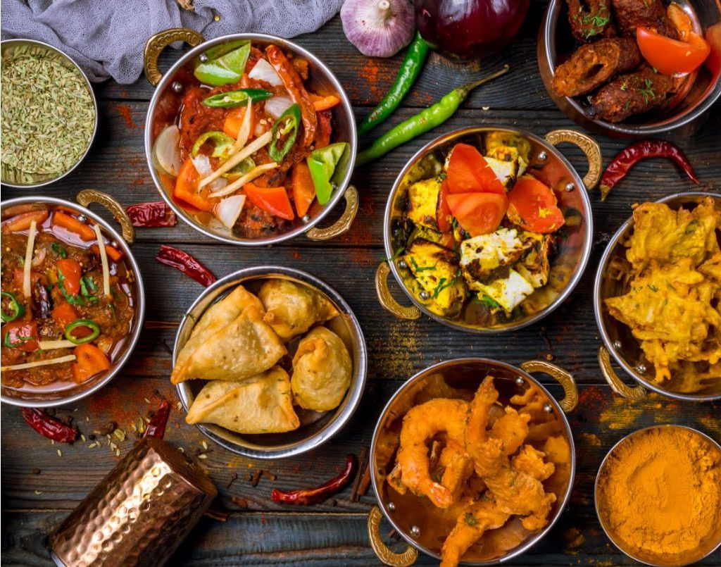 Vegetarian Indian Dishes by Chef Varun Mathur