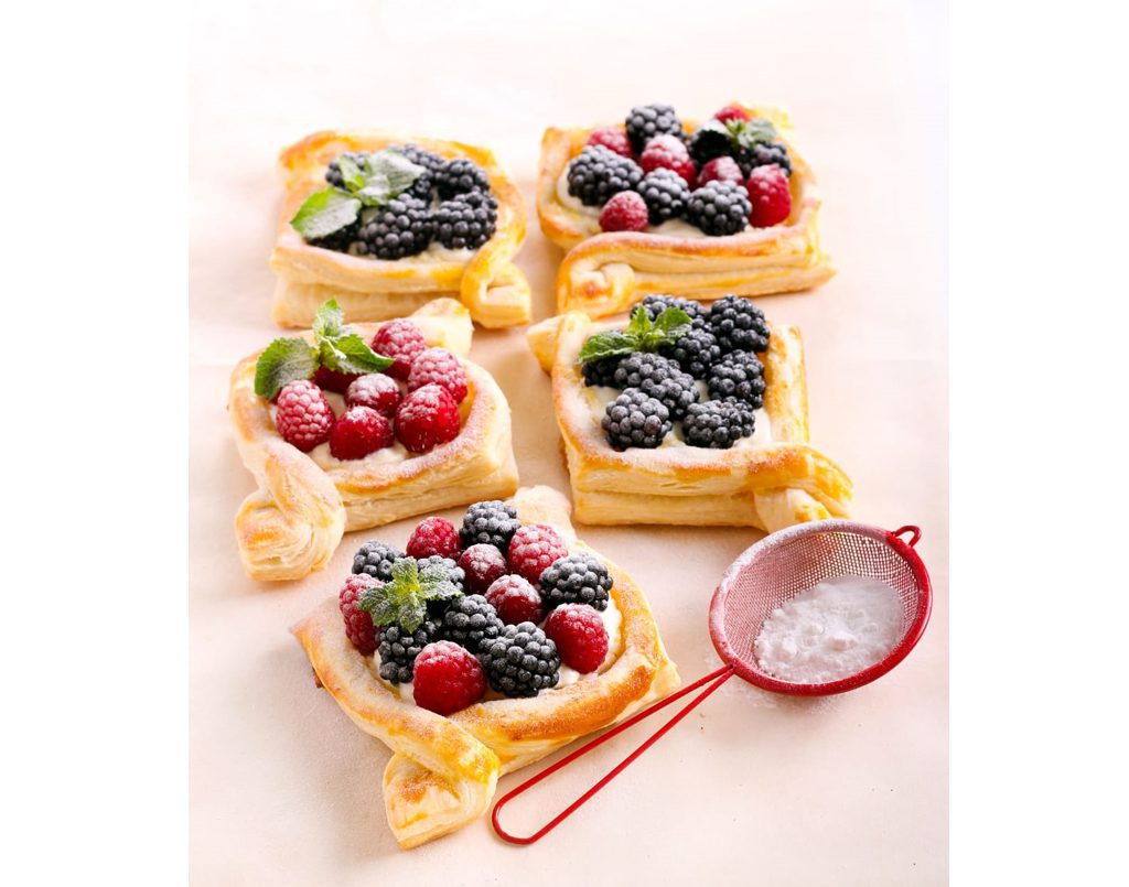 Puff Pastry (online class )